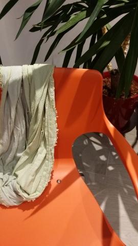 siège orange &maCom